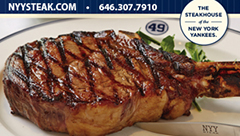 Advertisement - NYY Steak - NYYSTEAK.COM