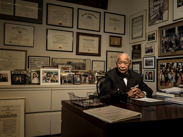 david dinkins new york now and then new york lifestyles magazine