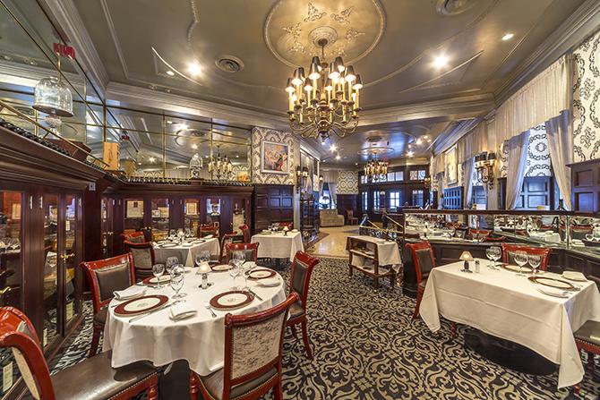nyc's historic restaurants  new york lifestyles magazine